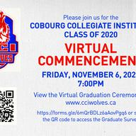 Class of 2020 Virtual Commencement Ceremony